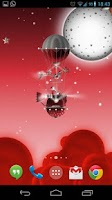 Screenshot of Christmas crazy machines LWP