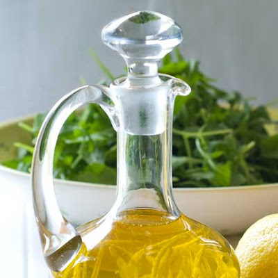 Gluten Free Lemon Infused Olive Oil