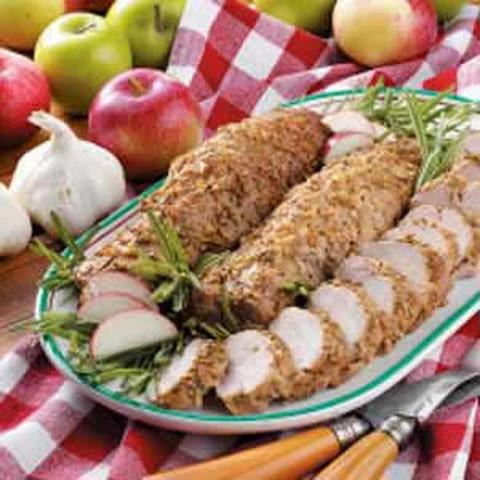 Rosemary Pork Tenderloin Dijon Mustard Recipes   Yummly