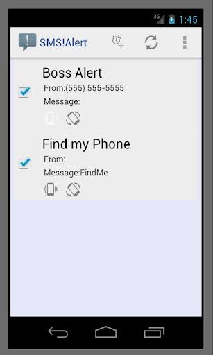 SMS Alert Free