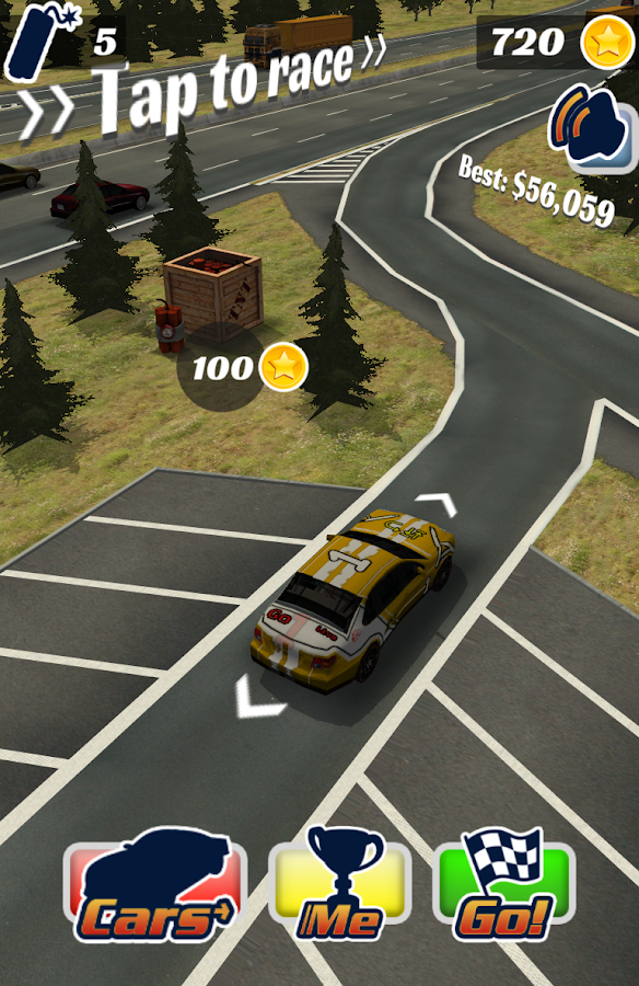 Highway Crash Derby Screenshot 0