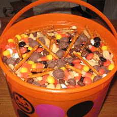 Raisin' the Dead Snack Mix
