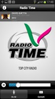 Screenshot of Radio Time