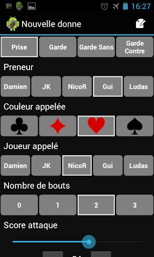TarotDroid ++ - screenshot