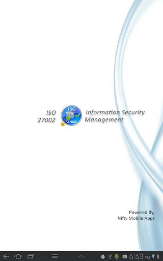 ISO 27002 Audit
