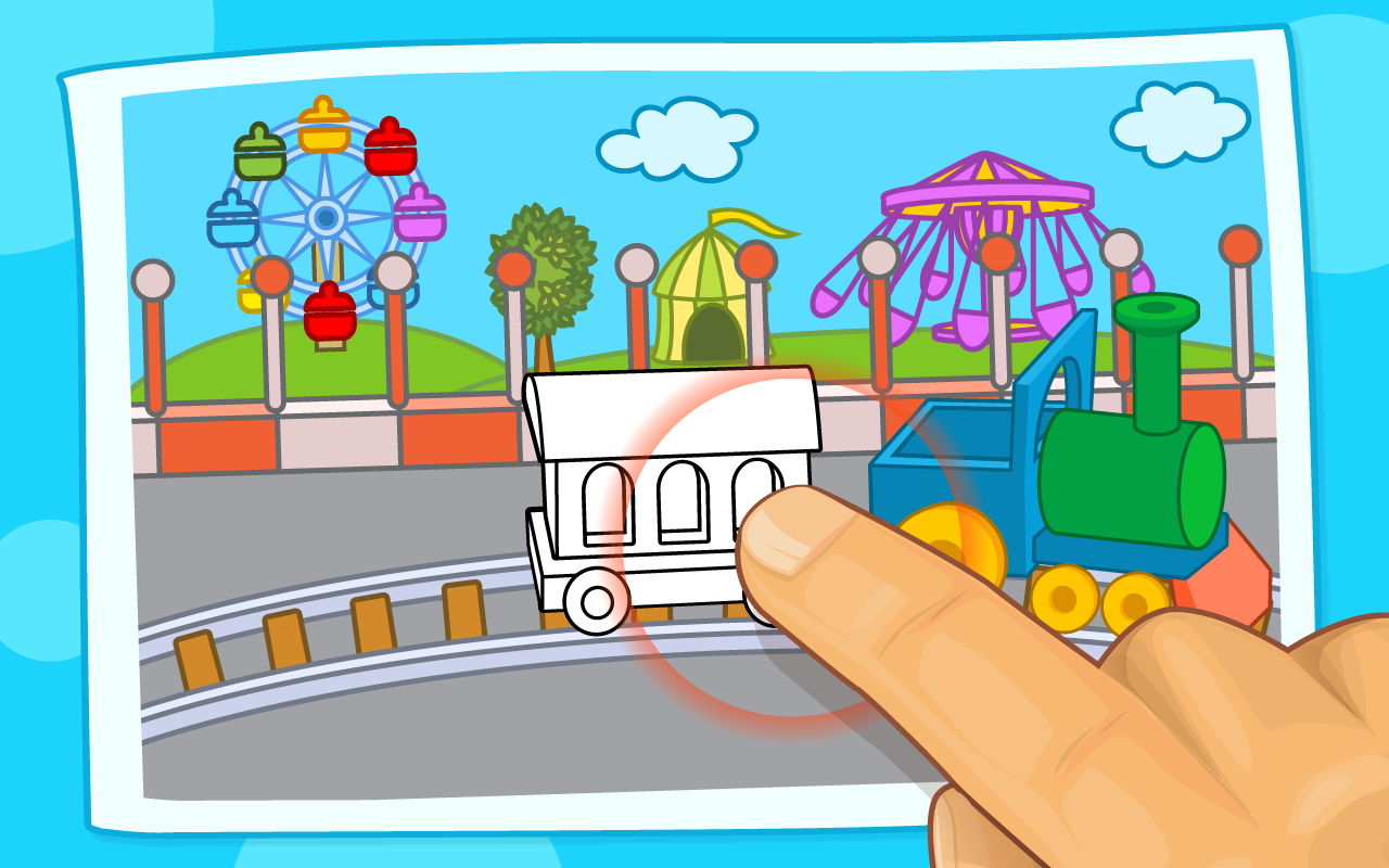 Kids Tap and Color Screenshot 12