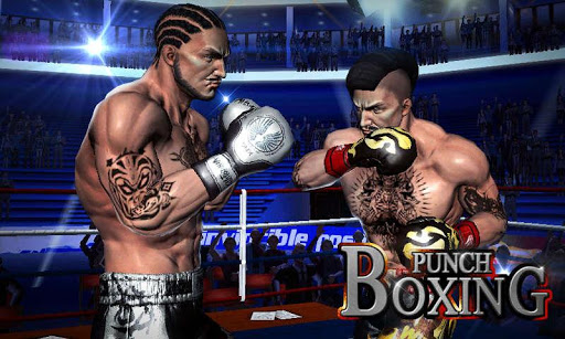 Boks Kralı - Punch Boxing 3D