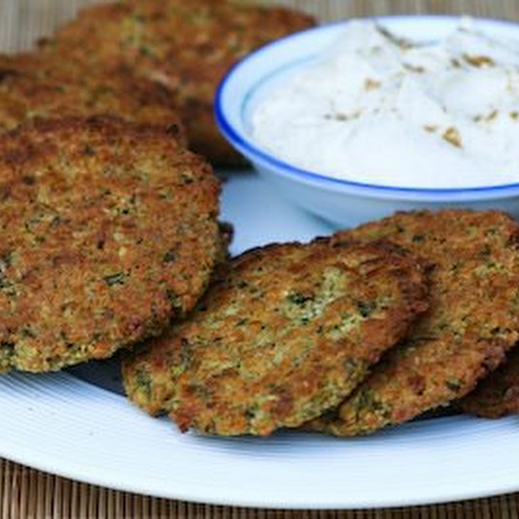 with tahini sauce recipe yummly baked falafel with garlic tahini sauce ...