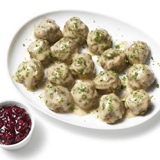 Almost-Famous Swedish Meatballs