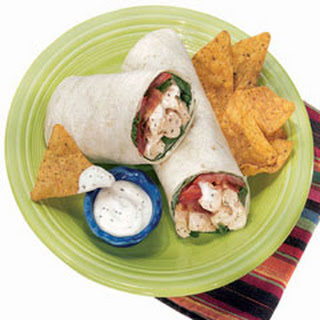 Chicken Wraps With Ranch Dressing Recipes