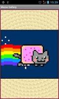 Screenshot of Memeitor - Galería de memes
