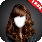 Download Woman hair style photo montage APK to PC