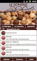 Screenshot of Macarons de Réau