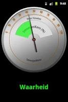 Screenshot of Smoesjes-Meter