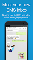 Screenshot of Talk.to Messenger - Fun SMS
