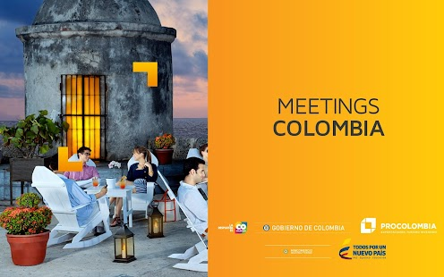 Meetings Colombia - screenshot