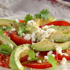 Mexican-Style Tomato Salad