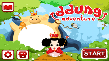 Screenshot of ddung Adventure (Free)