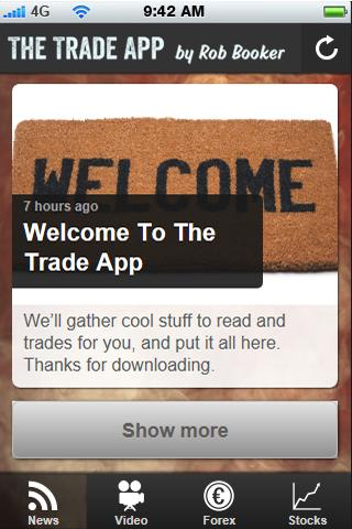 The Trade App