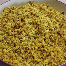 Bulgur-rice Pilaf
