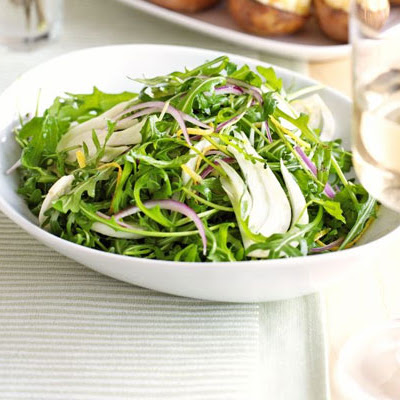 Tangy Fennel & Rocket Salad