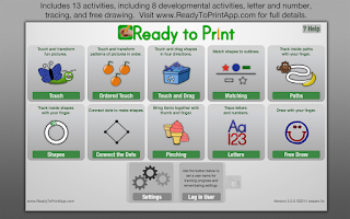 Screenshot of Ready to Print