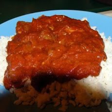 Venison Swiss Steak Mediterranean (Slow Cooker)