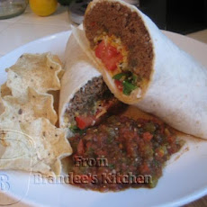 Ground Beef Burritos