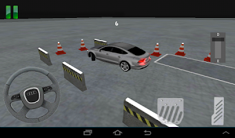 Screenshot of Speed Parking 4D