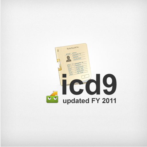 ICD-9 Medical Code Search FY11 LOGO-APP點子