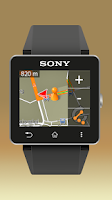 Screenshot of NAVIGON Smartwatch Connect