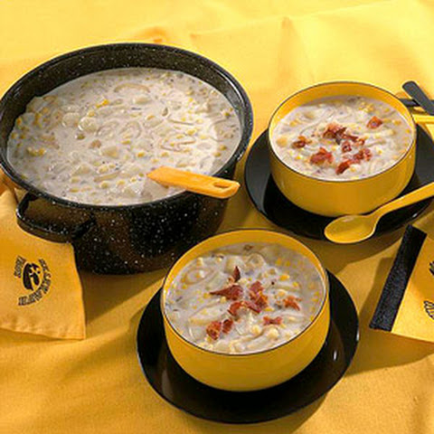10 Amazing Cream Of Mushroom Corn Chowder Recipes | Yummly