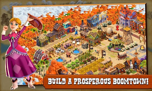 Westbound: Cowboys Peril Ranch! APK for Ubuntu