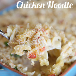 Low Sodium Chicken Casserole With Noodles Recipes