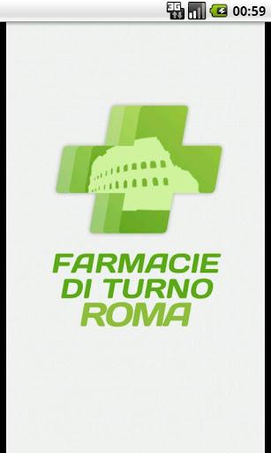 Farmacie di Turno - Roma