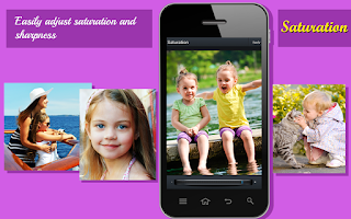 Screenshot of Photo Effects Studio - Editor