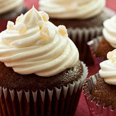Fresh Ginger Cupcakes Recipe