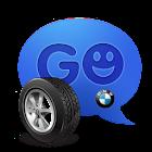 Go Sms BMW icon