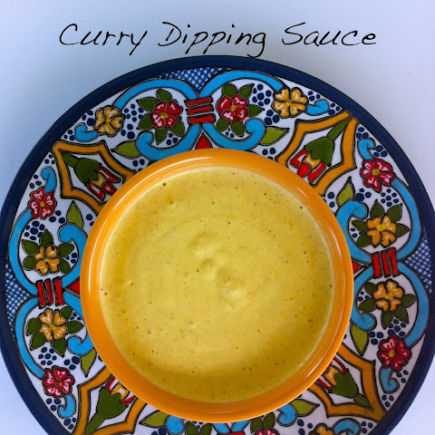 Melting Pot Curry Dipping Sauce