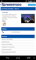 Screenshot of Farmatodo