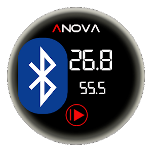 Sous-vide remote for ANOVA