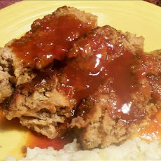 Cindy Wallace's Glazed Apple Meatloaf