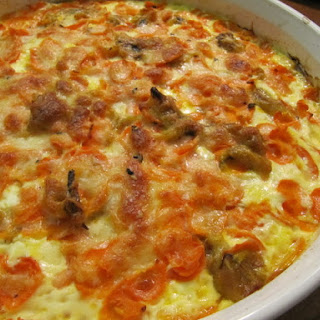 Leeks And Carrots Gratin Recipes