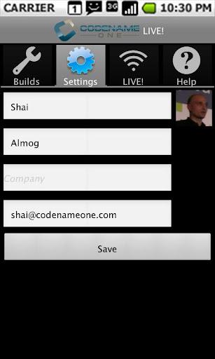 Codename One LIVE