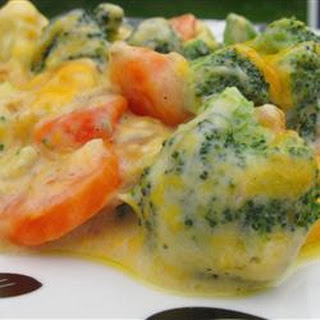 Creamy Vegetable Medley