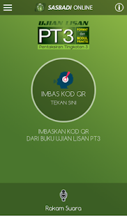 Ujian Lisan PT3 BM - screenshot