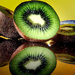 Kiwi by Janette Ho - Food & Drink Fruits & Vegetables (  )