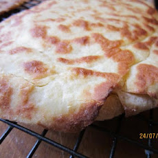 Gluten-Free Naan / Roti (Indian Flat Bread) - Version #1