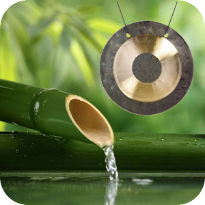 Water & Gong ~ Relaxing Sounds APK Cracked Download
