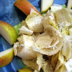 Belgian Endive, Blue Cheese and Pear Salad